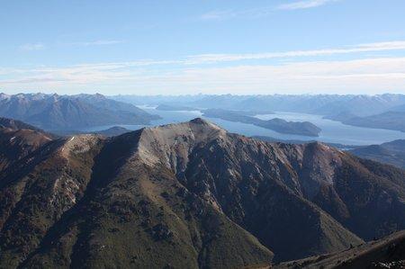 Aussicht in Patagonien