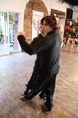 Tango lernen in Buenos Aires