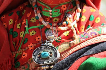 Schmuck Tibet
