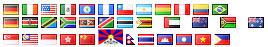 Unsere besuchten Länder