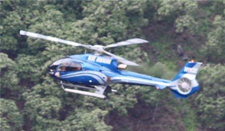 Hubschrauber fliegen auf Hawaii & Kauai