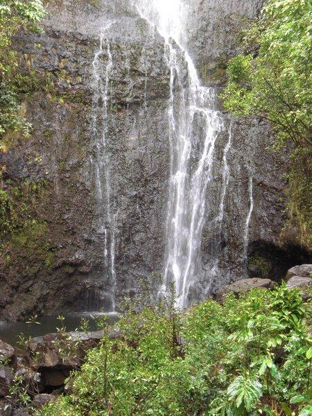 Waimoku Falls auf Maui