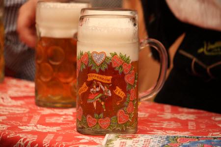 Bierkrug Wiesn