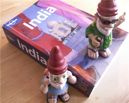 Gnomads in Indien