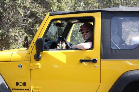 Gnomads & der Jeep Wrangler