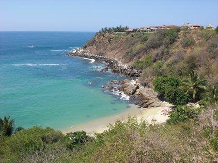 Puerto Escandido im Süden Mexikos