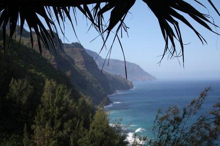 Kalalau Trail an der Napali Coast