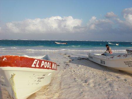 Mexikanische Karibikküste