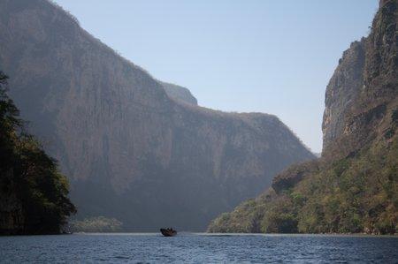 Canon del Sumidero - Canyon & Krokodile in Mexiko