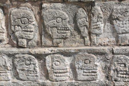 Chichen Itza in Mexiko