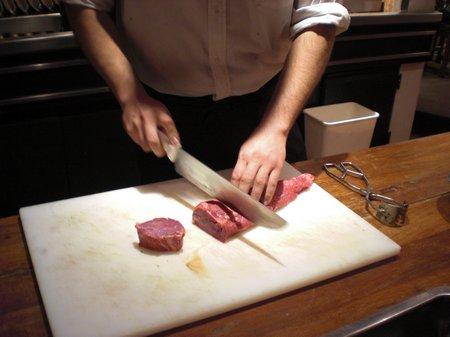 Steaks in Argentinien - I love it