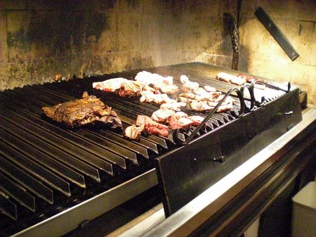 Steaks in Argentinien - I love it