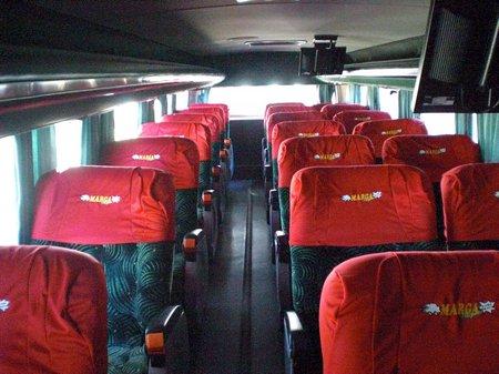 Busfahren in Argentinien