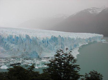 Perito Moreno Gletscher in Südpatagonien
