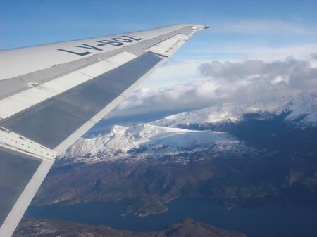 Aerolineas Argentinas Test