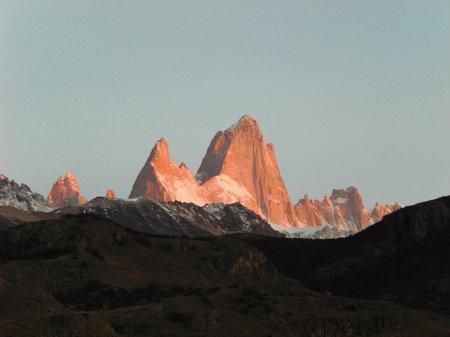 Wandern in Patagonien - Cerro Fitz Roy und Cerro Torre
