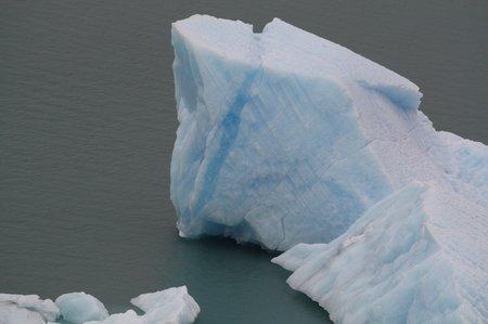 Eisquader in Argentinien / El Calafate