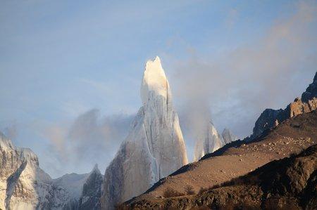 Wandern in Patagonien - Cerro Torre