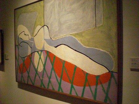 Museo de Bellas Artes -Picasso