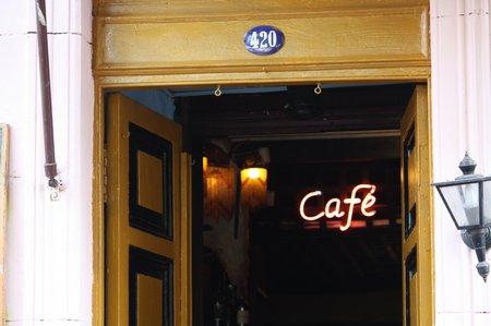 Cafe in San Telmo
