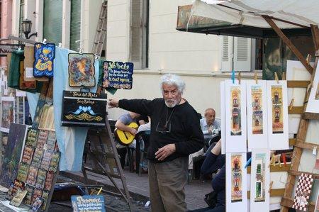 Bilder auf der Straße