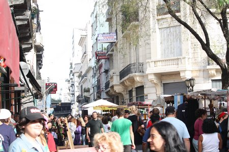 San Telmo - Stadtteil ovn Buenos Aires