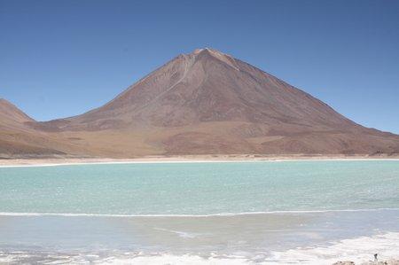 Bolivien: Laguna Verde