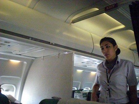 AerosuR-Stewardess