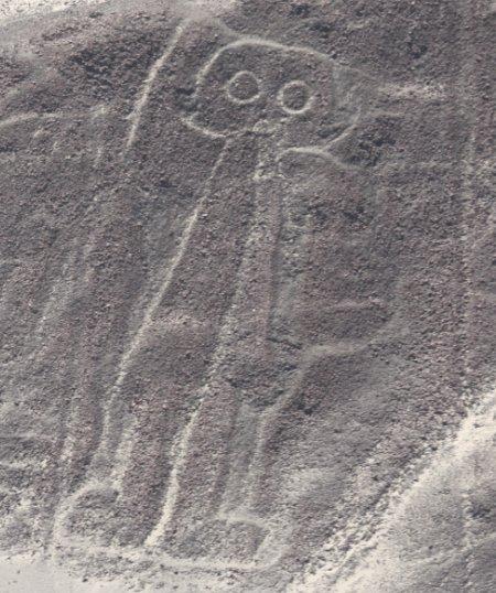 Astronaut von Nazca