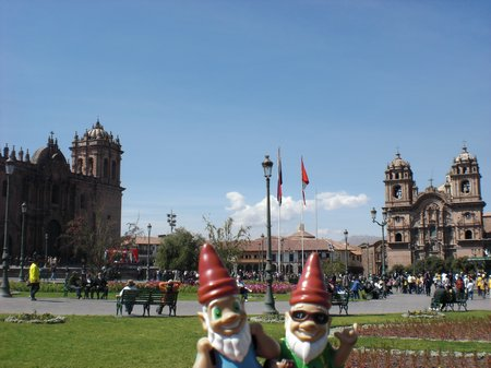Gnomads in Cusco