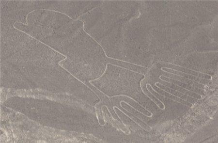 Hände von Nazca