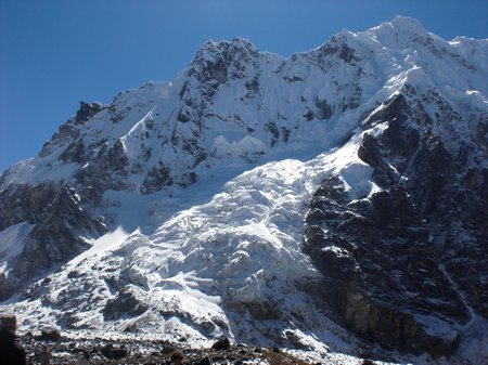 Salkantay Trek zum Machu Picchu