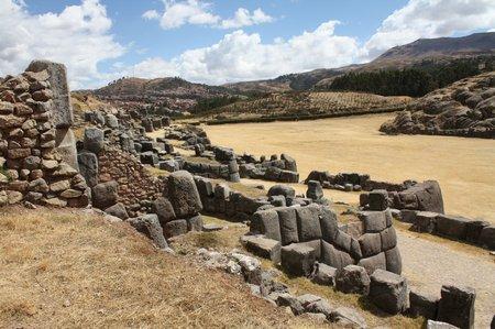 Saqsaywamán - Die Ruinen rund um Cusco