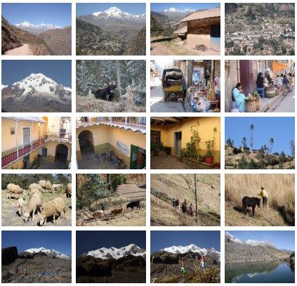 Wandern in Sorata