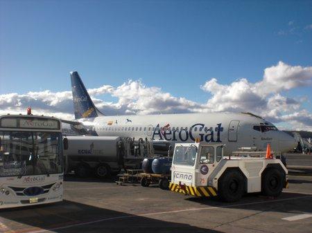 Boeing von Aerogal
