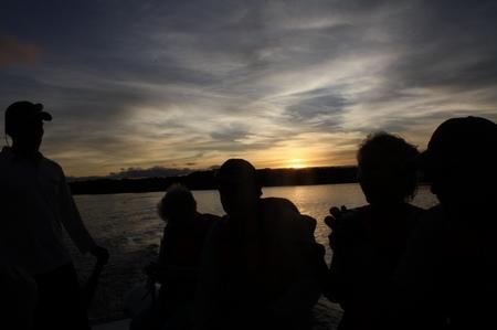 Dingi Galapagos Inseln