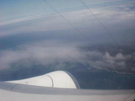 Galapagos von oben