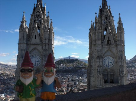 Gnomads in Quito