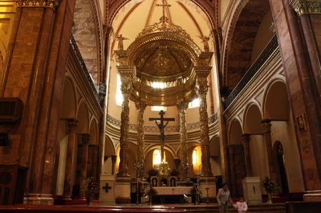 Kirche in Cuenca