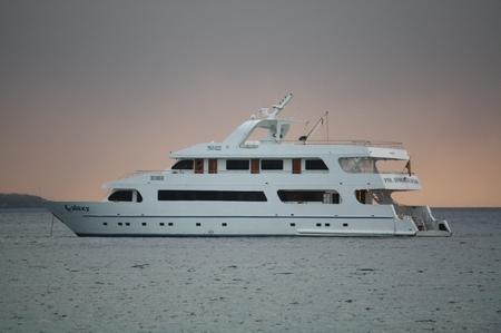 Kreuzfahrt auf die Galapagos Inseln