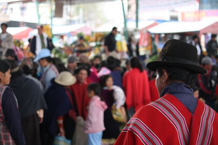 Markt in Riobamba