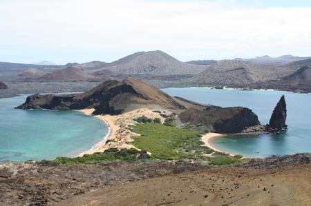 Pinnacle Rock Galapagos Inseln