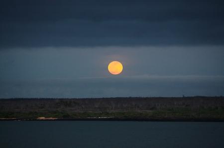 Sonnenuntergang Galapagos Inseln