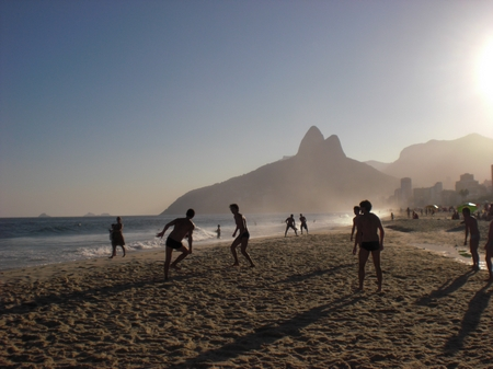 Copacabana Feeling in Rio