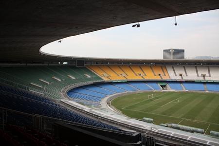 Fußballstadion in Rio de Janeiro