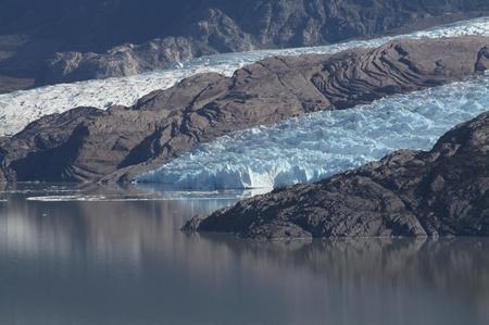 Gletscher Patagonien