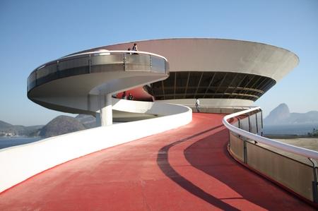 Ufo von Oscar Niemeyer