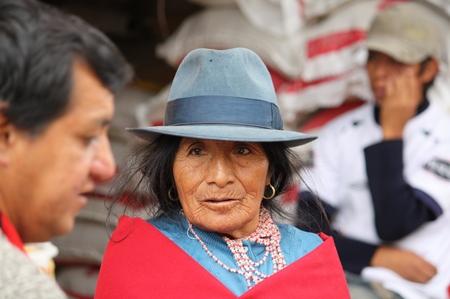 Markt in Bolivien