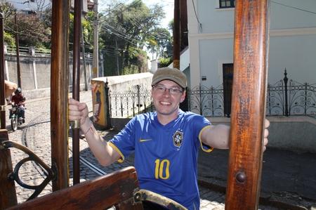 Nils in Rio