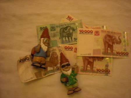 Tansania-Geld